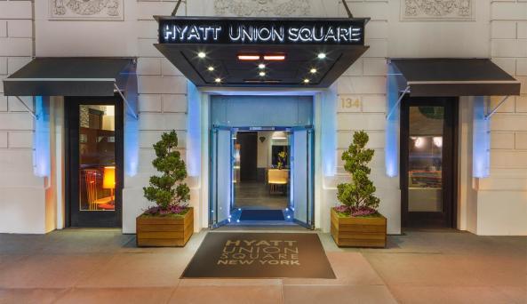 Hyatt Union Square New York