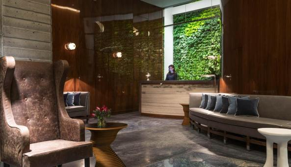 Four Points by Sheraton Midtown Times Square, lobby