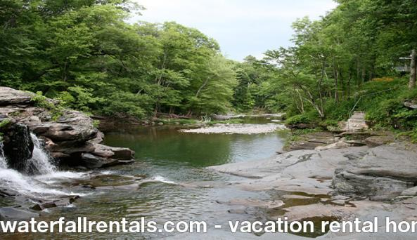 www.waterfallrentals.com - vacation rentals near Woodstock NY