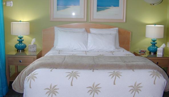 miami-motel-canandaigua-palm-bed