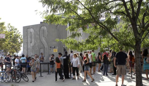MOMA PS1 - Photo by Alex Lopez - Courtesy of NYC & Co
