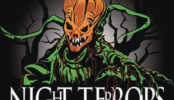 Night Terrors Haunted Farm Logo
