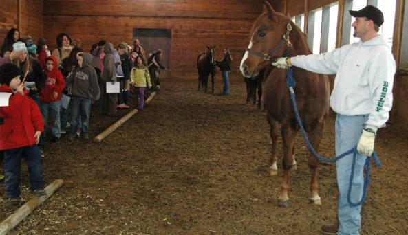 Miner Youth EquiDay