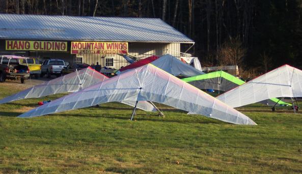 Mountain Wings Hang Gliding 4.