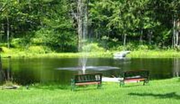 Drift Inn Lodge Pond