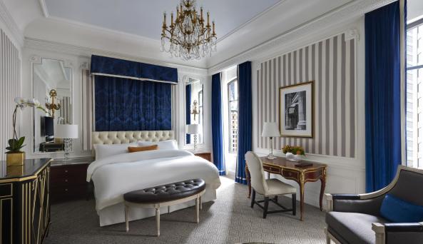 The St. Regis New York, room