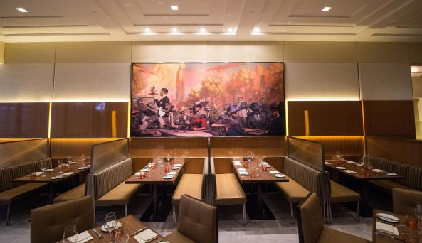 State Grill and Bar, dining room
