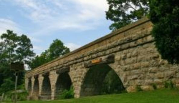 5 Arch Bridge