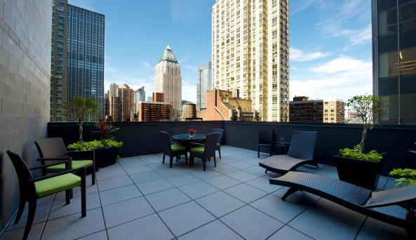 Hampton Inn Manhattan/Seaport–Financial District