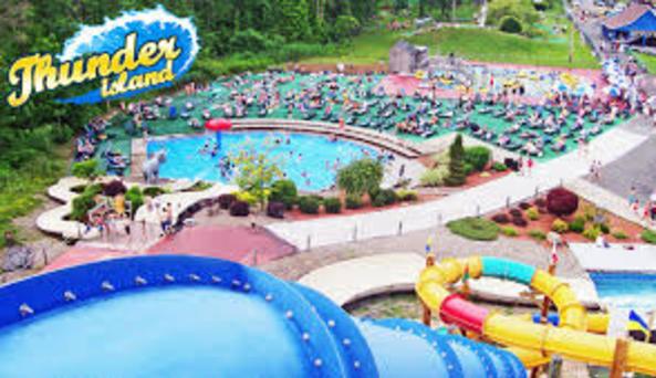 Thunder Island Amusement Park