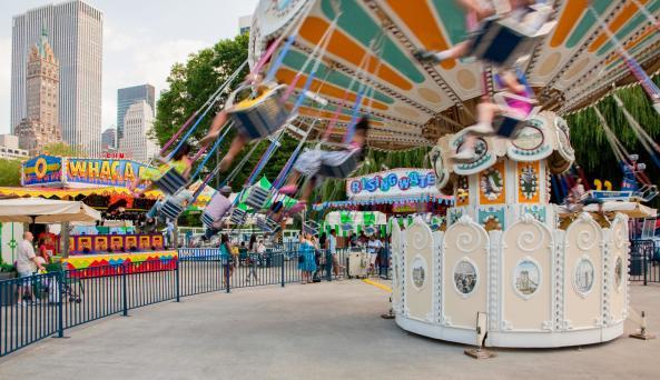 Victorian Gardens Amusement Park
