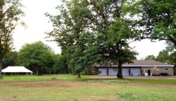 Pavilion external
