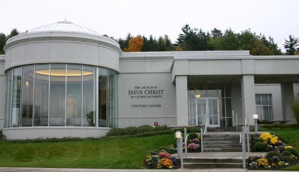 Hill Cumorah Visitor's Center