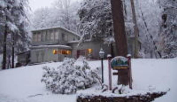 Inn the Woods - winter