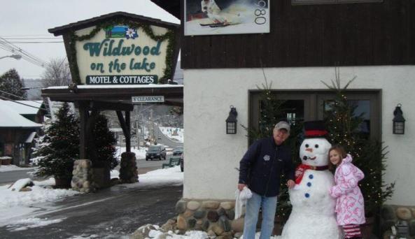 Wildwood on the Lake Winter