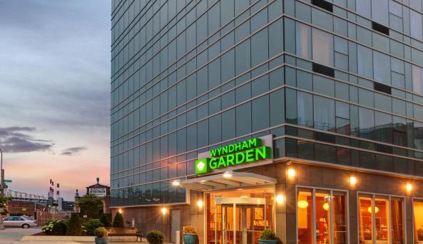 Wyndham Garden Long Island City/Manhattan View