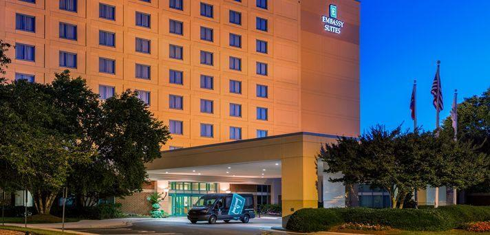 Embassy Suites Raleigh-Durham Research Triangle
