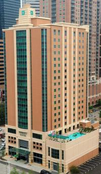 Embassy Suites Downtown Exterior