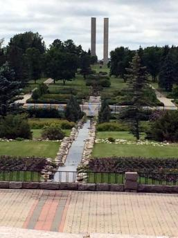 Best Manitoba experiences of 2105: International Peace Gardens