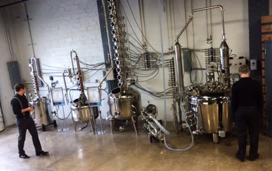 Three Rivers Distillery