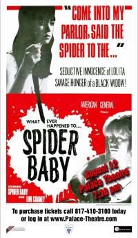 Spider Baby PAC movie
