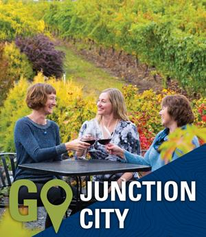 Go Junction City - Wine Country