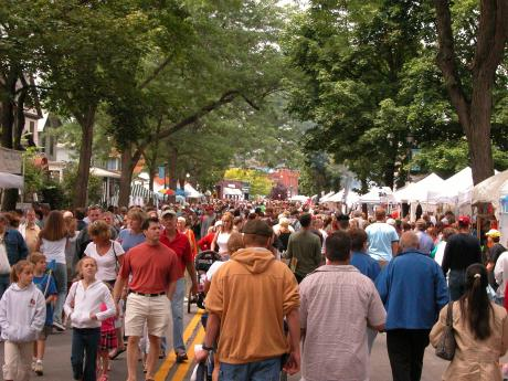 Park Avenue Festival