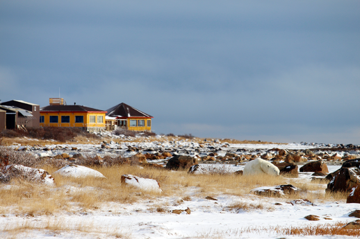 Seal River Heritage Lodge in northern Manitoba