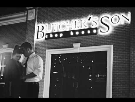 The Butcher's Son Outside