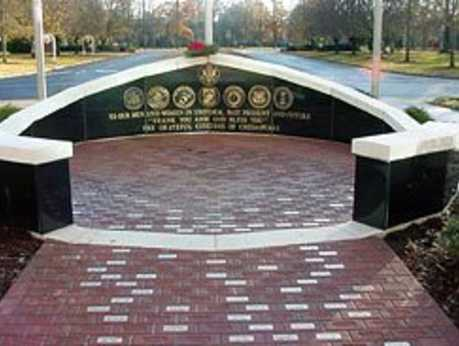 Chesapeake Veterans' Memorial