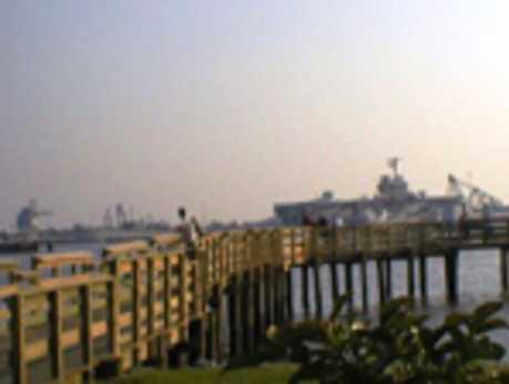 Elizabeth River Boat Landing & Park