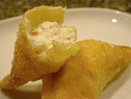 Jade Garden - Crab Rangoon