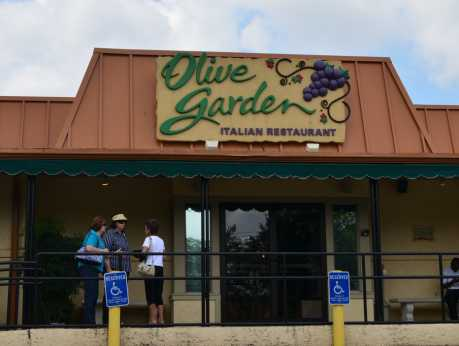 Olive Garden - Chesapeake Square