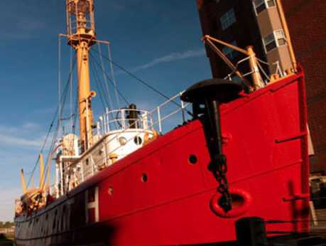 Portsmouth Lightship