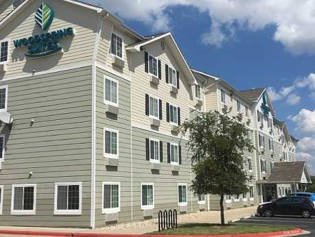 WoodSpring Suites Sentinel