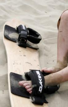 Sandboard by Julia Carr