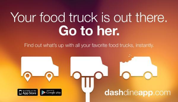 Get the Dash n Dine App