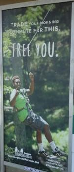 2016 Spring/Summer Co/Op - Platform Posters - NJ Transit - Pocono TreeVentures