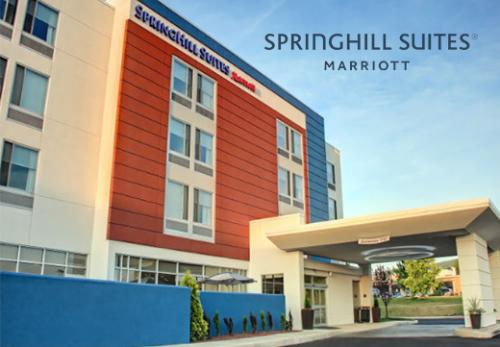 Springhill Suites in Lackawanna County