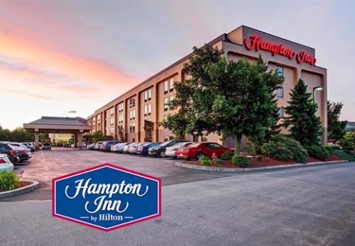 Hampton Inn in Lackawanna County