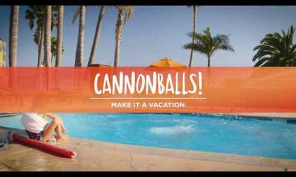 Cannonballs: Makes It A Vacation