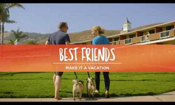 Best Friends: Makes It A Vacation