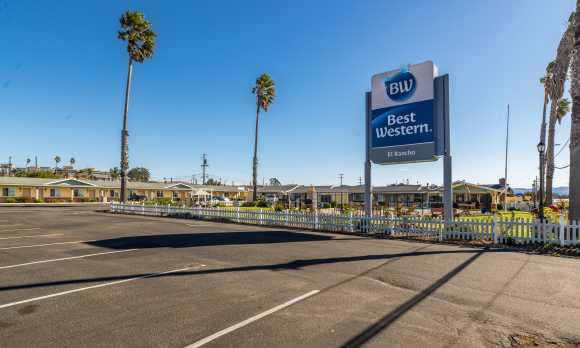 Best Western El Rancho Motel