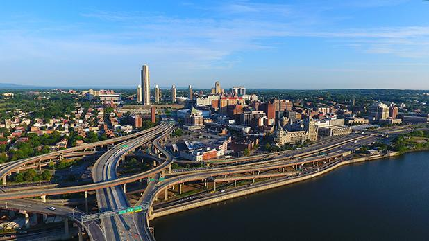 Albany Skyline