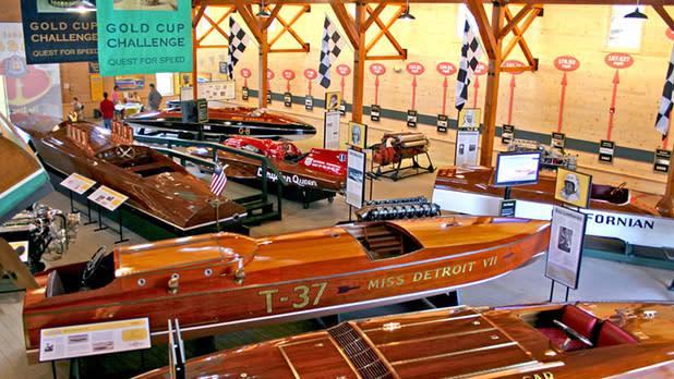 Antique Boat Museum