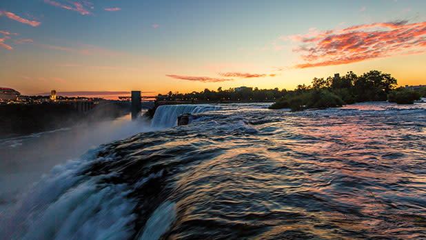 Niagara Falls State Park - Photo Courtesy of Beautiful Destinations