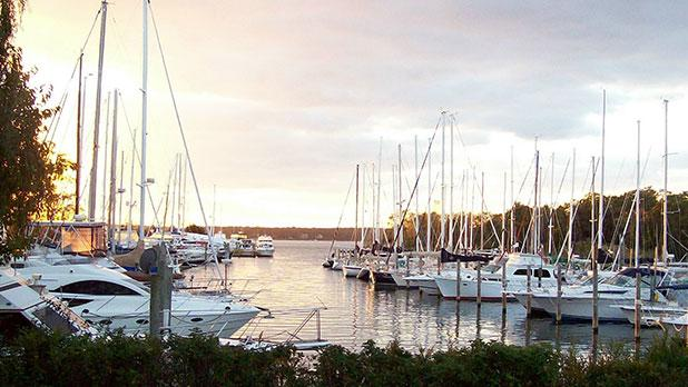 Harbor Port Jefferson - Photo Courtesy of Long Island CVB