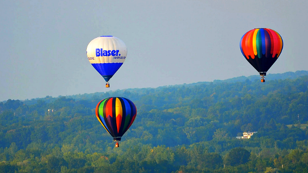 36th Annual New York State Festival of Balloons
