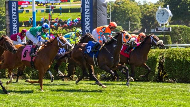 Travers Stakes At Saratoga Race Course
