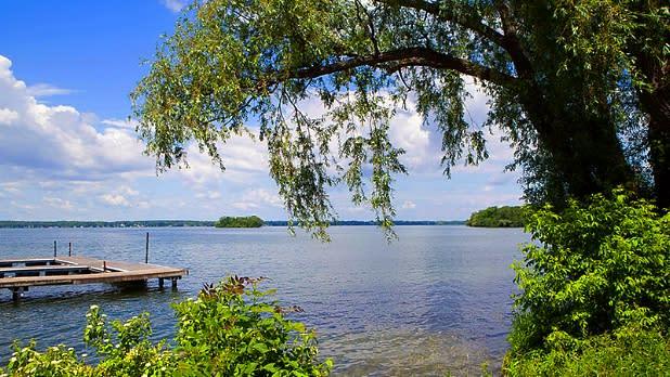 Cayuga Lake- Frontenac Park